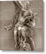 Mercury And Psyche Metal Print