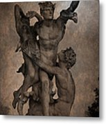 Mercury Carrying Eurydice To The Underworld Metal Print by Loriental Photography