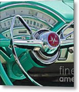 Mercury Montclair Metal Print