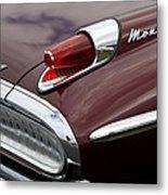 Mercury Monterey Taillight Metal Print