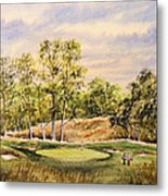 Merion Golf Club Metal Print by Bill Holkham