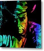 Merle Haggard Metal Print