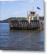 Merrimac Ferry - Wisconin Metal Print