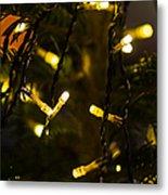 Merry Christmas 3 Metal Print