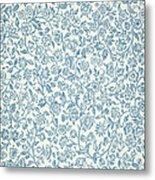 Merton Wallpaper Design Metal Print