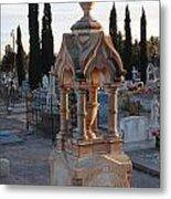 Mesilla Nm Cemetery 26 Metal Print