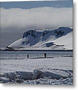 Mesmerizing Antarctica... Metal Print