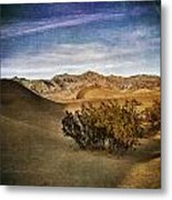 Mesquite Flat Sand Dunes Death Valley Img 0080 Metal Print