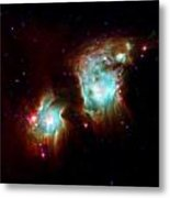 Messier 78 Star Formation Metal Print