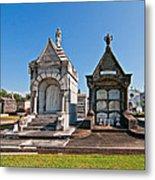 Metairie Cemetery 4 Metal Print