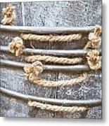 Metal Containers Metal Print