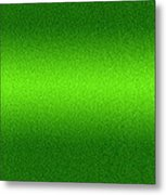 Metal Texture Green Background Metal Print