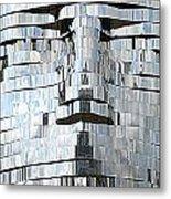 Metalmorphosis Spewing Metal Print