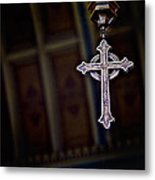 Methodist Jewelry Metal Print