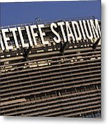 Metlife Stadium Metal Print