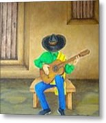 Mexican Serenade Metal Print
