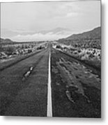Mexico Route 3 Metal Print