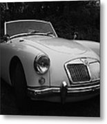 Mg - Morris Garages Metal Print