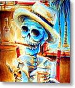Mi Cuba Libre Metal Print