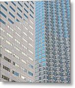 Miami Architecture Detail 2 Metal Print