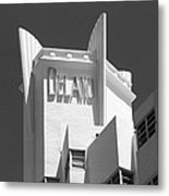 Miami Beach - Art Deco 23 Metal Print