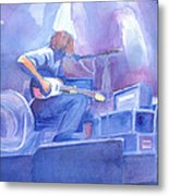 Michael Houser From Widespread Panic Metal Print