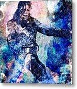 Michael Jackson Original Painting  Metal Print