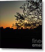 Michigan Sunrise 01 Metal Print
