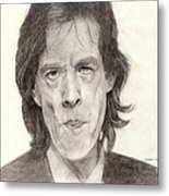 Mick Jagger 2 Metal Print
