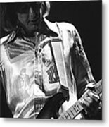 Mick In Spokane 1977 Metal Print