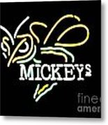 Mickeys Metal Print