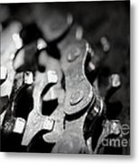 Middle Gear Metal Print
