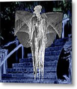 Midnight Garden Metal Print