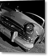 Midnight Run Metal Print