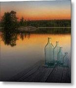Midsummer Magic Metal Print