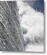 Mighty Water Metal Print