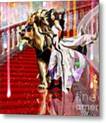 Mighty Woman Of God Metal Print