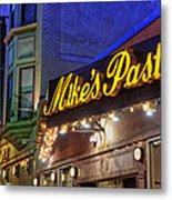 Mike's Pastry Shop - Boston Metal Print by Joann Vitali