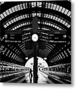Milano Centrale - Train Station Metal Print