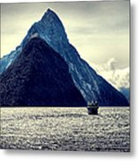Milford Sound I Metal Print
