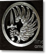 Military - French Foreign Legion Insignia Metal Print