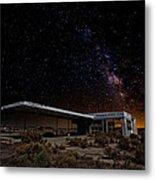 Milky Way Gas Metal Print