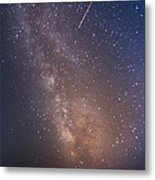 Milky Way Metal Print