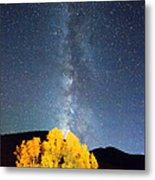 Milky Way October Sky Metal Print by James BO  Insogna