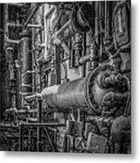 Mill-3706 Metal Print