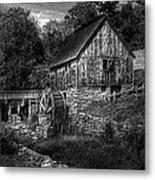Mill - The Mill Metal Print
