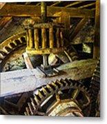 Mill Universal Newlin Mills Pa Metal Print