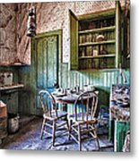 Miller House Kitchen Metal Print