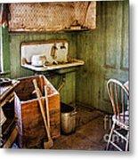 Miller Kitchen Metal Print