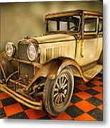 Millers Chop Shop 1929 Dodge Victory Six Before Metal Print